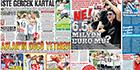 Sporun Manşetleri (31 Temmuz 2016)