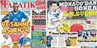 Sporun Manşetleri (30 Temmuz 2016)