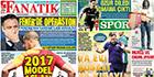 Sporun Manşetleri (10 Ağustos 2016)