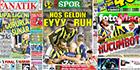 Sporun Manşetleri (19 Ağustos 2016)