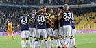 Fenerbahçe - Grasshoppers maçından kareler!