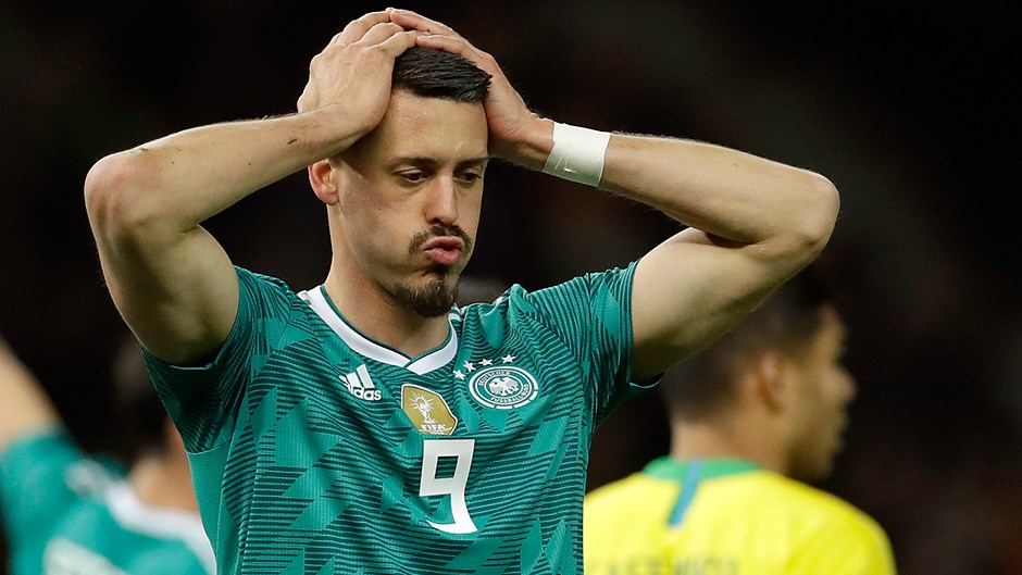 Sandro Wagner Announces Retirement From German National Team Tech2