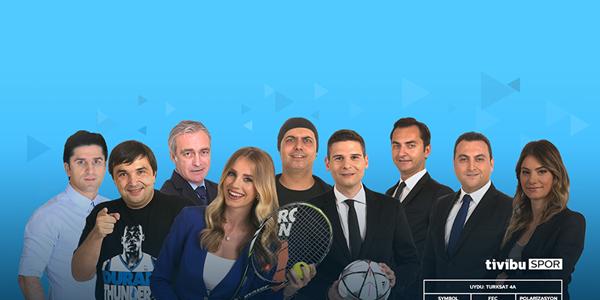 Tivibu Spor'un uyduya açık kanalı yayında!