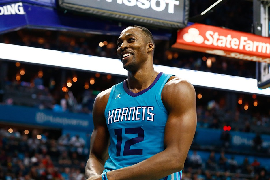 Dwight Howard, Brooklyn Nets'te