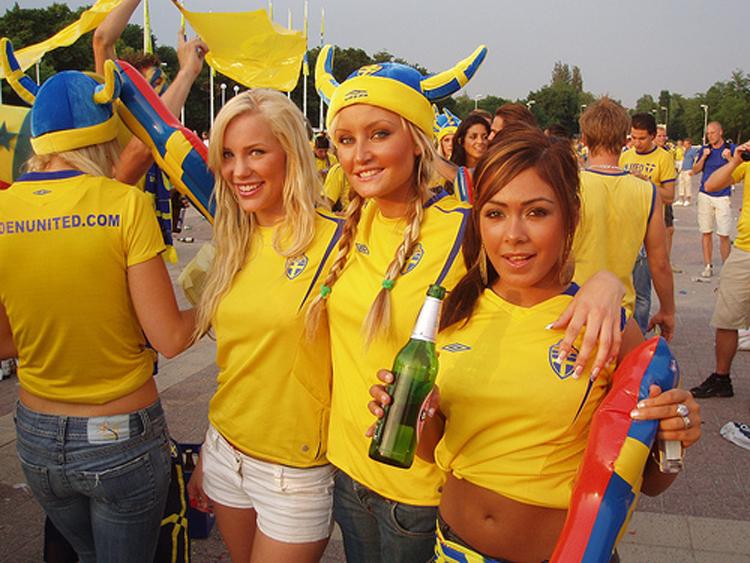 Swedish american dating sites