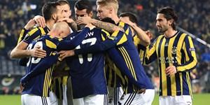 Fenerbahçe Hollanda'da, tur kapıda!