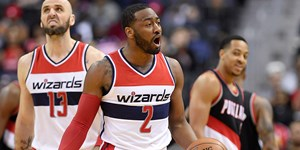 Wizards, Trail Blazers'ı devirdi