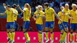 Kadınlarda İsveç yarı finalde