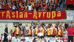 Galatasaray şampiyonluğu İtalya'da bıraktı