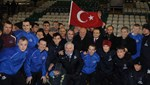 Trabzonspor-Drogheda maçına yağmur engeli!