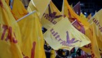 İpekçi'de Terim'e destek Tulun'a tepki!