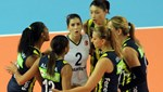 Sarı Melekler'in CEV Cup'ta tur gecesi!