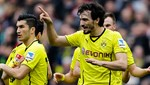Dortmund ikincilik aşkına!
