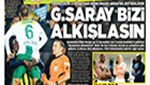 Sporun Manşetleri (1 Nisan 2014)