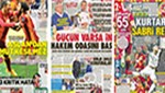 Sporun Manşetleri (1 Kasım 2014)