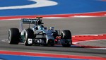 ABD'de ilk cep Rosberg'in
