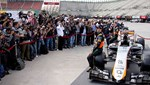 Meksika, Formula 1'e hazırlanıyor!