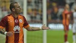 Sneijder'in gecesi!