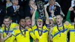 U21'in şampiyonu İsveç!