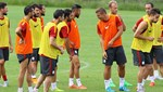 Galatasaray dönüyor