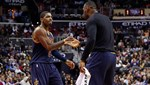 Cavaliers'ı LeBron ve Irving taşıdı