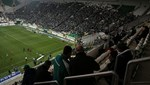 'Timsah Arena'da ilk maç