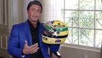 Stallone'dan Senna anısı!