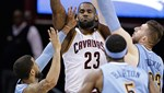 Doğu'nın şampiyonu Cleveland!