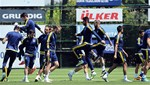 Fenerbahçe'de yüksek tempo!
