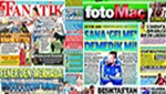 Sporun Manşetleri (28 Haziran 206)