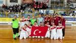 Down Sendromlular Futsal Milli Takımı, Avrupa şampiyonu!