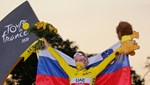Fransa Bisiklet Turu'nda şampiyon Pogacar