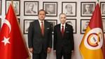 Galatasaray AŞ'de Mustafa Cengiz istifa etti, Burak Elmas seçildi