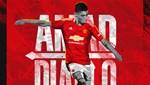 Manchester United, 18 yaşındaki Diallo'nun transferi için anlaştı