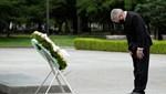 IOC Başkanı Bach Hiroşima'yı ziyaret etti