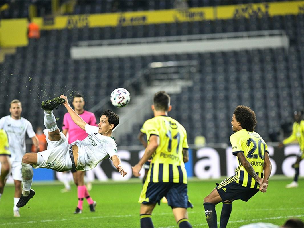 Fenerbahçe'de rüzgar tersine döndü | NTVSpor.net