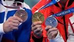 Madalya sıralamasında zirve Çin'in