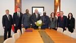 Türkiye, Kamerun ve Türkmenistan arasında spor iş birliği