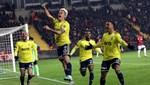 Gaziantep FK 0-2 Fenerbahçe (Maç Sonucu)