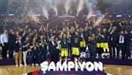 Türkiye Kupası 7. kez Fenerbahçe Beko'nun!