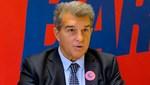 Barcelona'da yeni başkan Joan Laporta