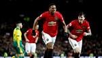 Manchester United 4-0 Norwich City (Maç sonucu)