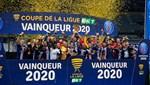Fransa Lig Kupası 9. kez PSG'nin