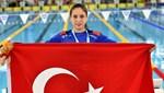 Milli yüzücü Merve Tuncel'den dünya gençler rekoru