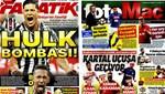 Sporun Manşetleri (24 Haziran 2021)