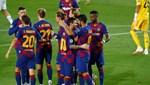 Barcelona bileti ilk yarıda kesti!