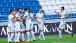 Kasımpaşa, Gençlerbirliği'ni 2 golle geçti
