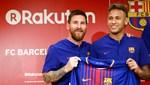 Neymar'dan PSG'ye Messi şartı