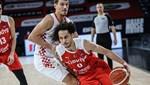 EuroBasket Elemeleri: Hırvatistan 79-62 Türkiye (Maç sonucu)