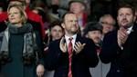 Manchester United'da üst düzey istifa